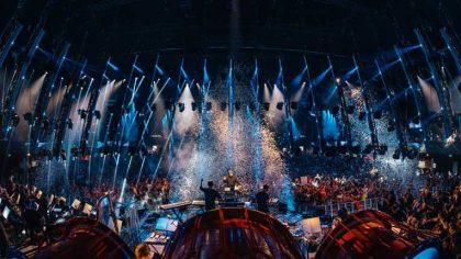 LaMetropole Orchestra's Academy tocó clásicos de Eric Prydz y Armin Van Buuren en Tomorrowland
