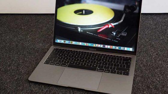 Apple reparará MacBook Air del 2018 de forma gratuita