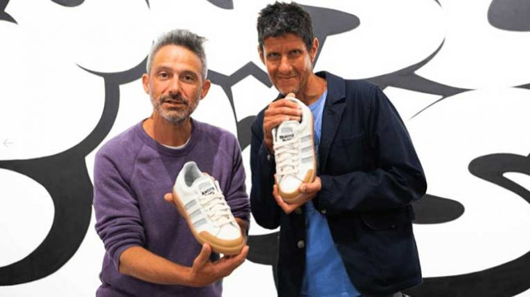 Adidas lanza nuevos zapatos inspirados en Beastie Boys