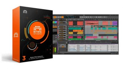 The Grid, el software de producción de Bitwig Studio 3 ya está disponible