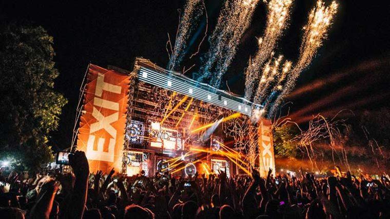 EXIT Festival celebra edición más grande hasta la fecha con 200.000 asistentes