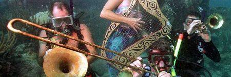 Conoce al Lower Keys, el único festival de música bajo el mar