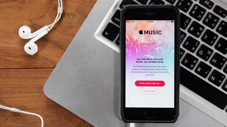 Apple Music extiende el período de prueba gratuito a 4 meses