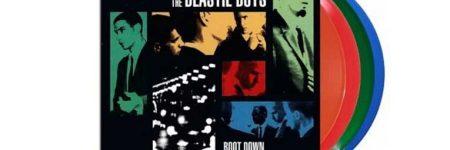 Cuatro discos de Beastie Boys serán reeditados en vinilo de color