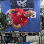 EL ASTRONAUTA LUCA PARMITANO TOCA PRIMER DJ SET DESDE EL ESPACIO