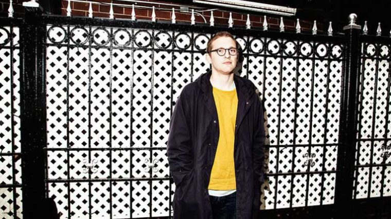 Floating Points anuncia nuevo álbum 'Crush' en Ninja Tunes