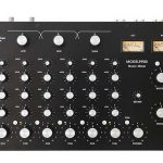 Alpha Recording System presenta un mixer de seis canales hecho a mano