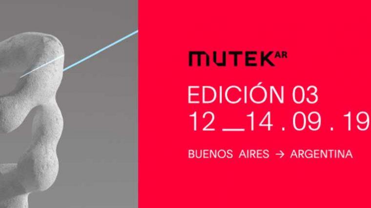 MUTEK.AR Edición 3 anuncia Line up completo + locaciones