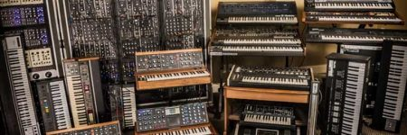 Organizan mercado dedicado a sintetizadores 'raros' en Berlín