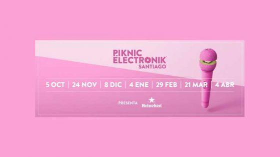 Piknic Électronik y DGTL Festival son algunos de los eventos ya confirmados para esta temporada 2019 – 2020