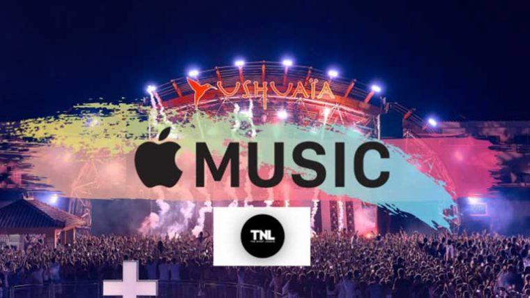 Playlist 'The Night League' de Ushuaïa & Hï Ibiza están disponibles en Apple Music