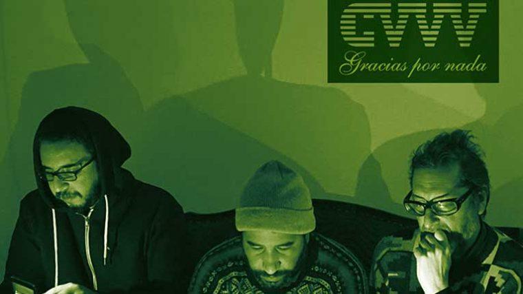 Pueblo Nuevo Netlabel presenta el EP «Gracias por nada», del grupo electrónico chileno C/VVV.