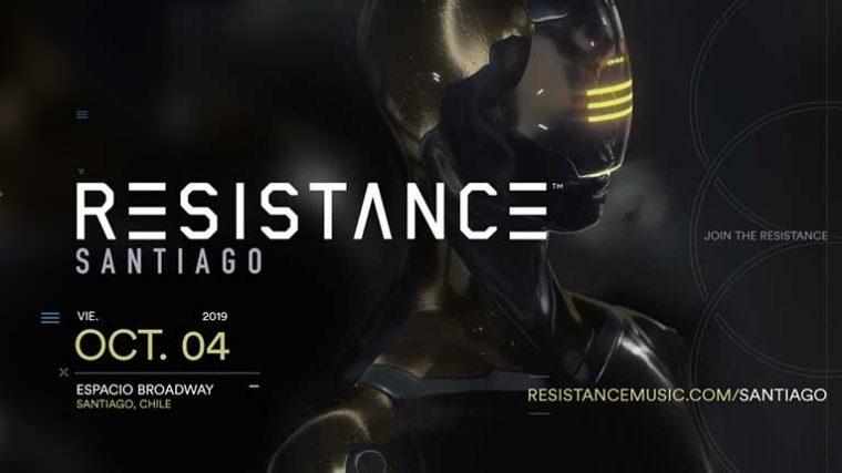 Resistance Santiago anuncia line-up, nueva fecha y maratónica jornada de trece horas