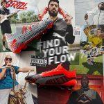 Puma y Spotify lanzan colaboración con playlists exclusivas para atletas