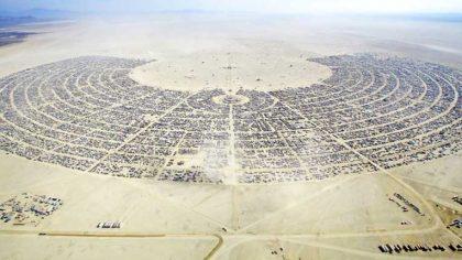 Autoridades exigen un muro de 10 millas alrededor del 'Burning Man'