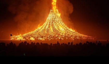 VIDEO – El nuevo documental de Burning Man 'Art On Fire' ya está disponible