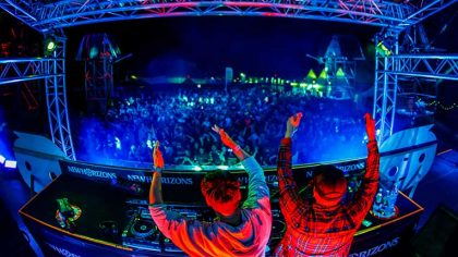 New Horizons Festival logra un récord de 80,000 visitantes