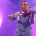 Violinista de 11 años interpretó a Swedish House Mafia en America's Got Talent
