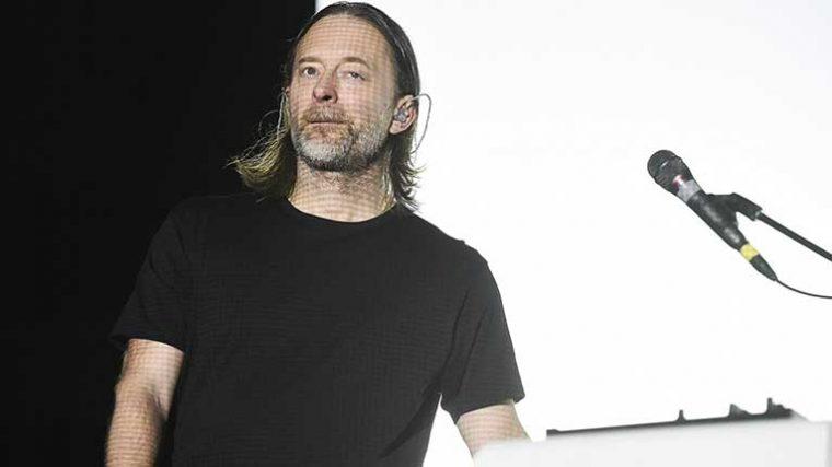 Thom Yorke lanza EP con remixes de su álbum Anima