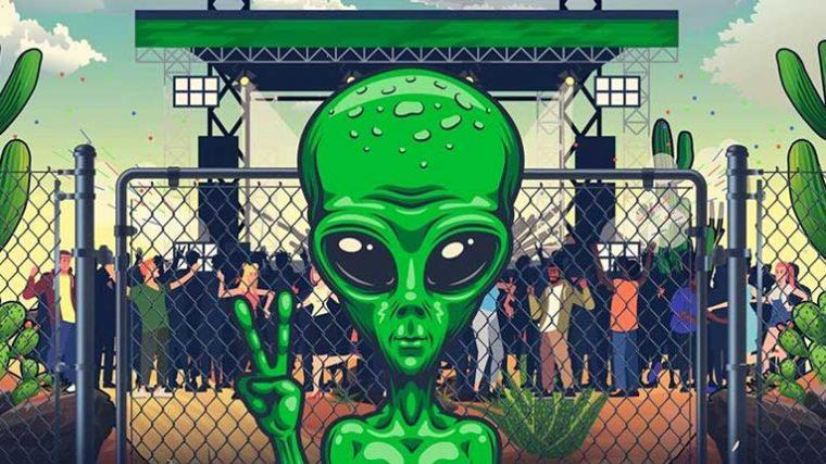 El creador del festival Alienstock cancela el evento por medidas de seguridad