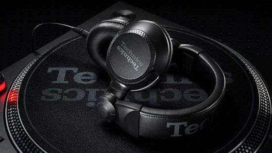 Conoce los nuevos audifonos de Technics EAH-DJ1200