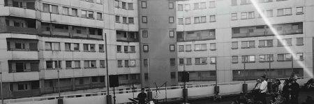 Eli Keszler en el marco de 'Disappearing Berlin'