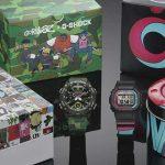 Gorillaz y G-Shock se unen para una segunda colaboración
