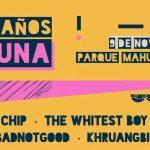 Se confirma realización del evento 10 años de Fauna junto a Hot Chip y otros artistas