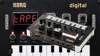 Korg lanza Nu:Tekt una nueva linea de sintetizadores DIY