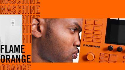 Native Instruments anuncia edición limitada del Maschine MK3