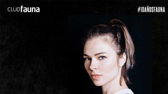 La reconocida DJ Nina Kraviz, llega a Chile para liderar fiesta de año nuevo 2020