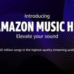 Amazon anuncia su nuevo servicio de Streaming 'Amazon Music HD'