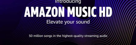 Amazon anuncia su nuevo servicio de Streaming 'Amazon Music HD'