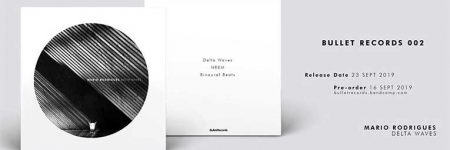 Bullet Records anuncia el lanzamiento del nuevo EP de Mário Rodrigues 'Delta Waves'