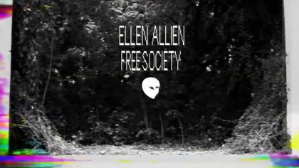 Ellen Allien comparte su nuevo video 'Free Society'