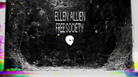 Ellen Allien comparte su nuevo video 'Free Society'
