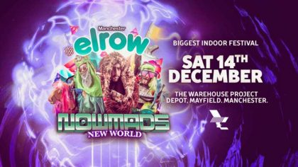 ELROW ANUNCIA SU MÁS GRANDE FESTIVAL INDOOR EN THE WAREHOUSE PROJECT