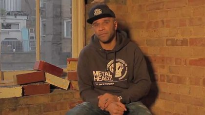 Goldie celebra 25 años de Metalheadz con un documental