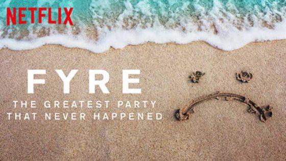 Un asistente del Fyre Festival está demandando a Netflix