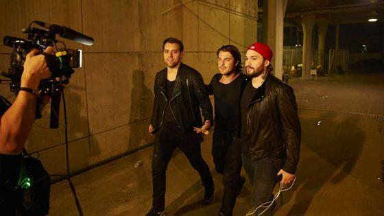 Swedish House Mafia está regalando entradas gratuitas de por vida para sus shows