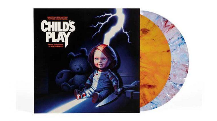 Soundtrack del clásico de terror Child's Play (Chucky) saldrá en vinyl