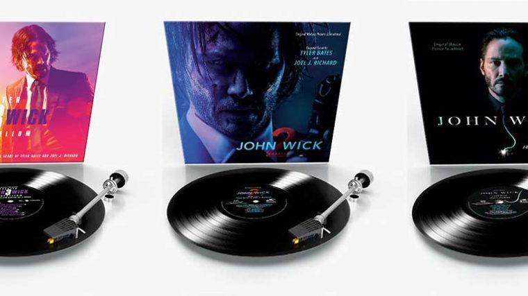 Soundtrack completo de John Wick saldrá en vinyl