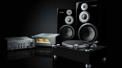 Yamaha presenta su nuevo turntable y una gama de sonido Hi-Fi