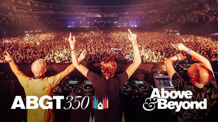 Above & Beyond toca set de 2 horas en Praga