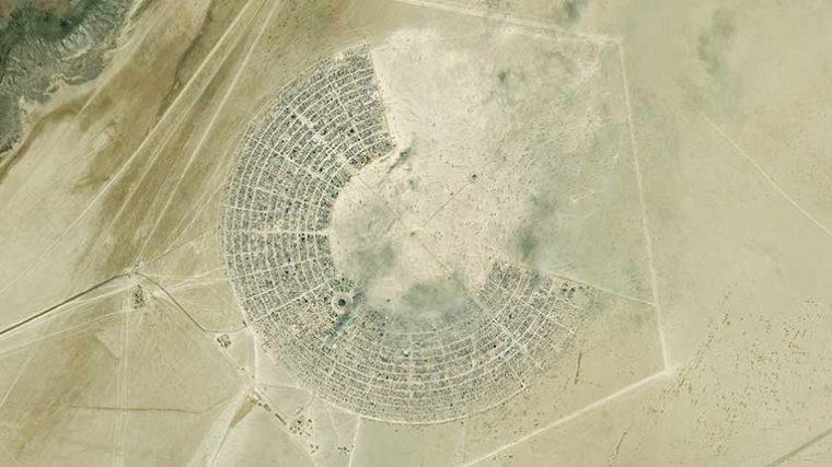 Burning Man revela el tema oficial de 2020