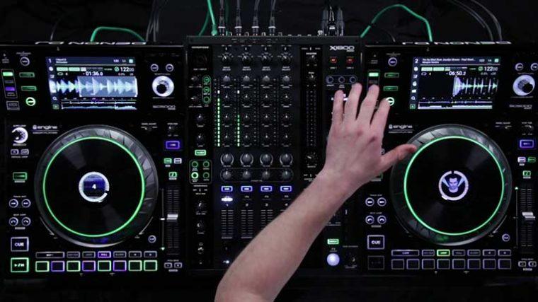 TIDAL Streaming llega al Denon DJ SC5000 y SC5000M
