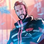 Don Diablo estrena serie de comics 'Hexagon' en la Comic Con de Nueva York