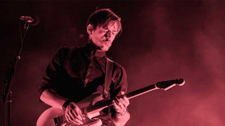 El guitarrista Ed O'Brien de Radiohead se estrena como solista con 'Santa Teresa'
