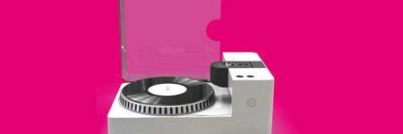 Phonocut: El dispositivo que permite grabar vinilos en casa