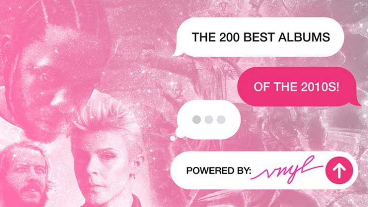 Daft Punk encabeza la lista Top 200 Best Albums de la década